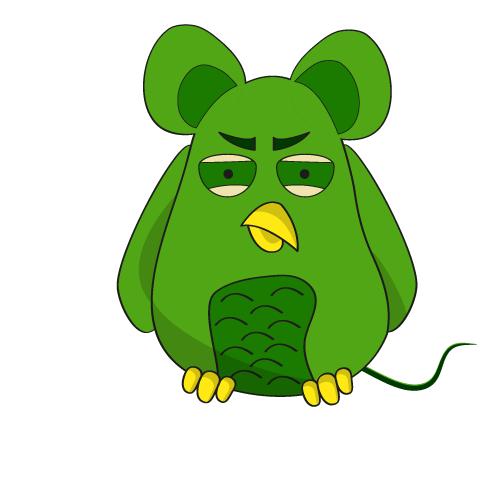 bufnița scri.ro șoarec șoarece
