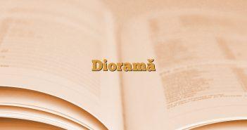 Dioramă