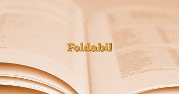 Foldabil
