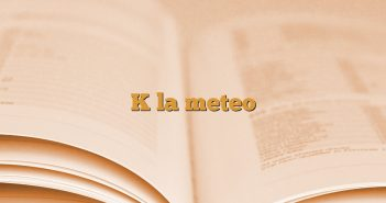K la meteo