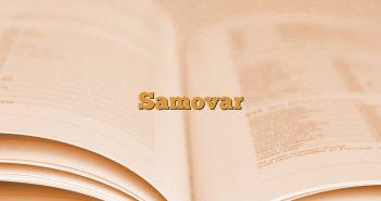 Samovar