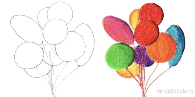 Sa desenam Baloane